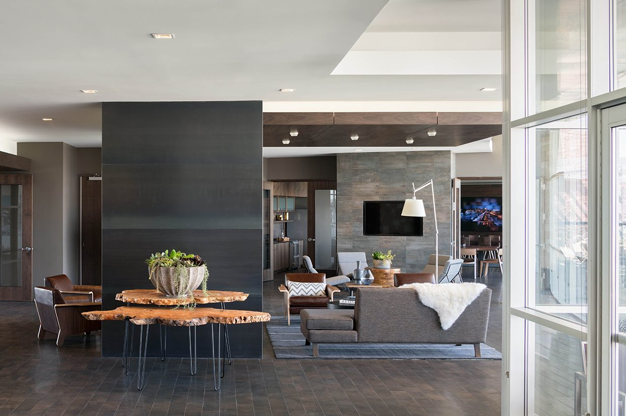 Semple Brownu0027s Detailed, Integrated Design For Upscale Living Offers An  Enviable Selection Of Extended Living Spaces For Gables Cherry Creek  Residents To ...