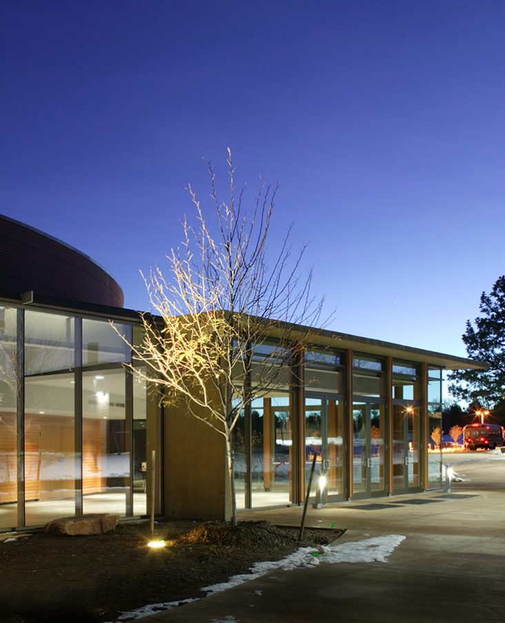 Student Center For The Arts At Kent Denver School