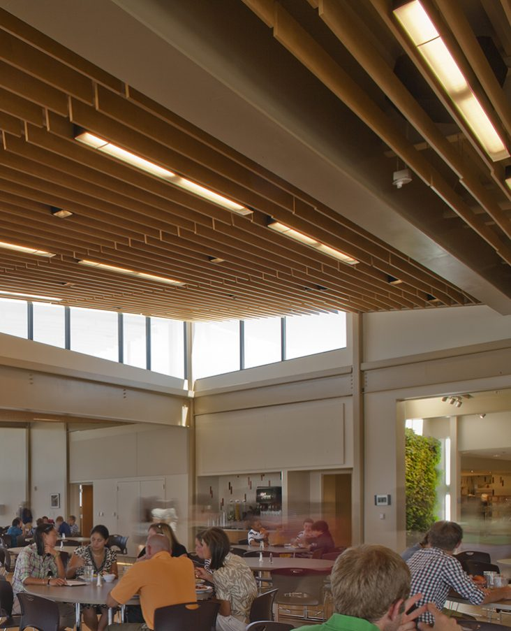 Schaden Dining Hall At Kent Denver School